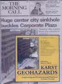Karst Geohazards