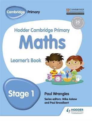 Hodder Cambridge Primary Mathematics Learner's Book 1