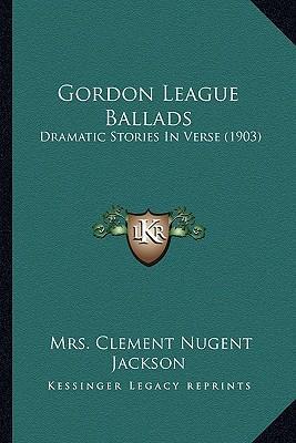 Gordon League Ballads