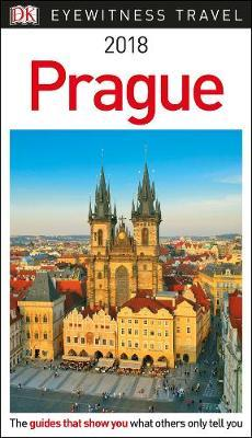 DK Eyewitness Travel Guide Prague