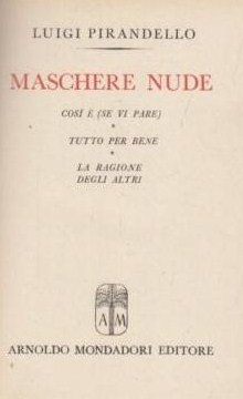 Maschere Nude - Vol ...