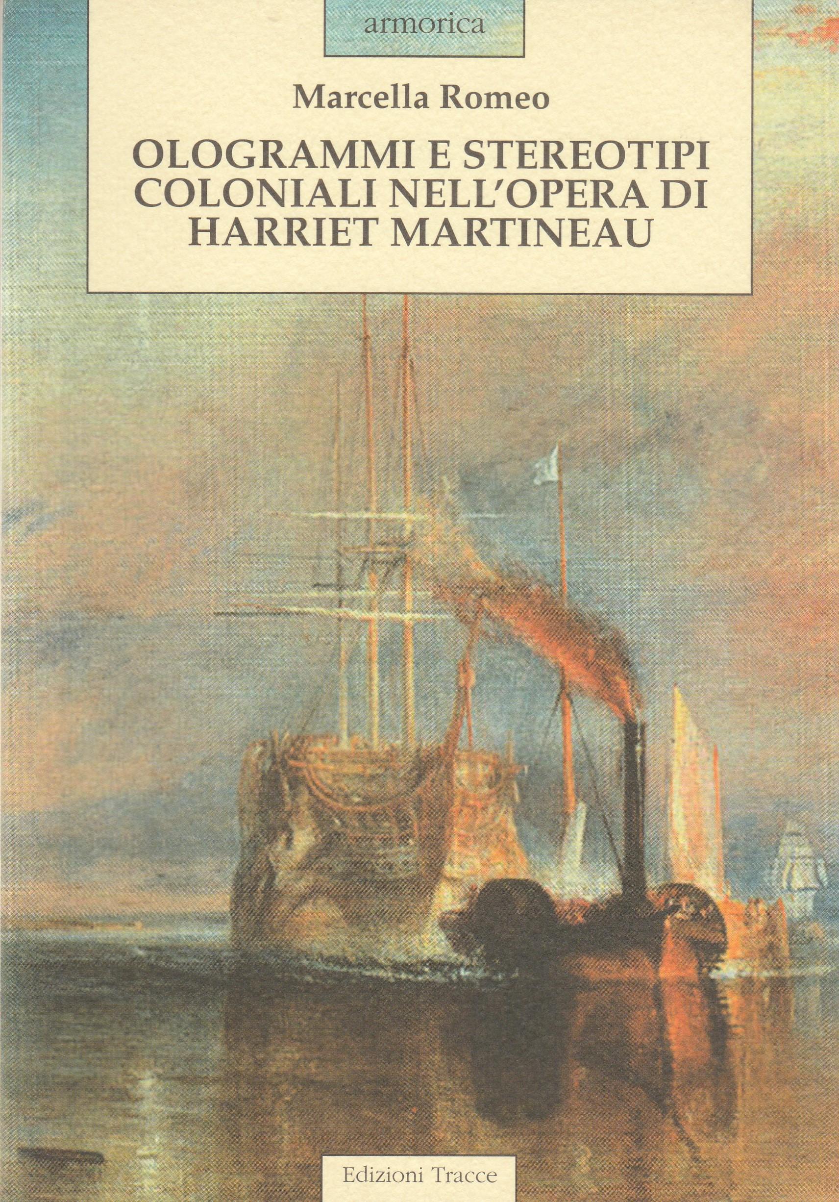 Ologrammi e stereotipi coloniali nell'opera di Harriet Martineau