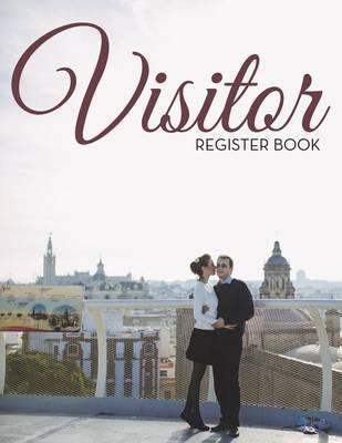 Visitor Register Book