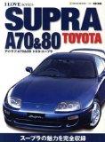 アイ・ラブ・A70and80 トヨタ・スープラ