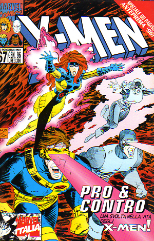 Gli Incredibili X-Men n. 067