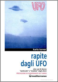 Rapite dagli UFO