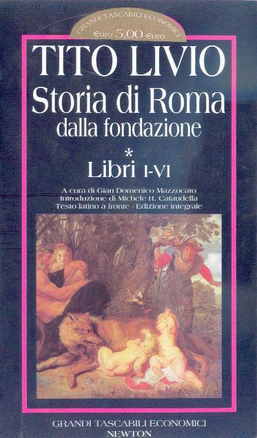 Storia di Roma dalla fondazione