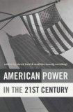 American Power in the Twenty-First Century