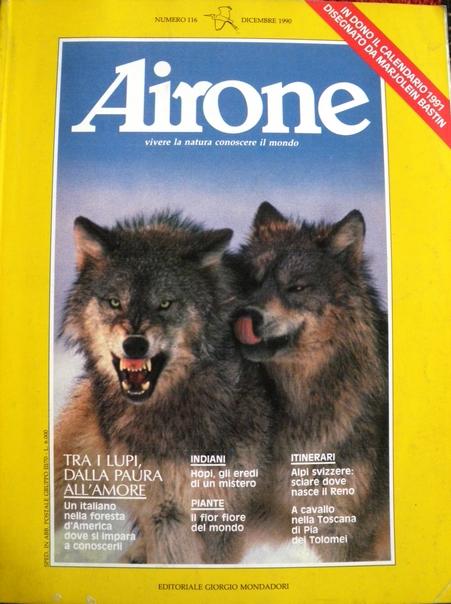 Airone - Anno X - n. 116