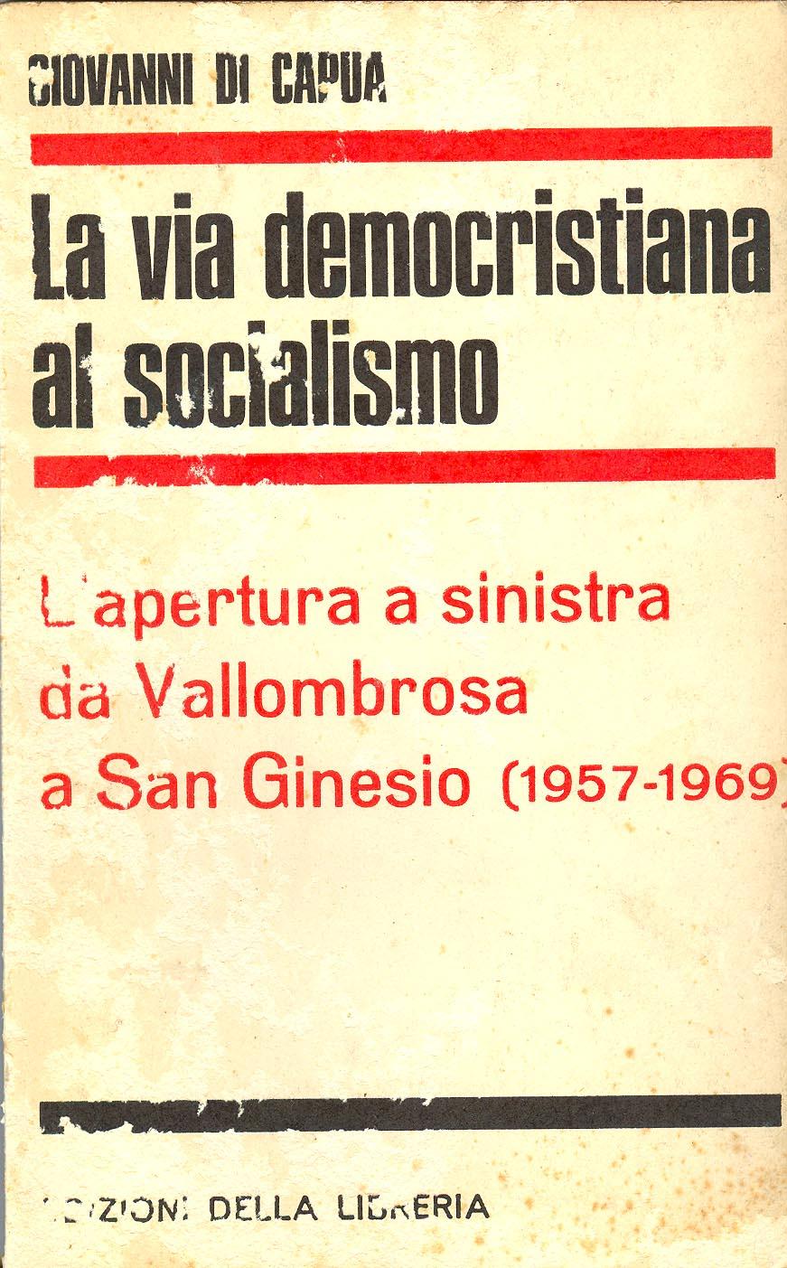 La via democristiana al socialismo