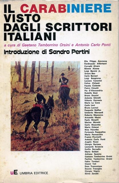 Il carabiniere visto dagli scrittori italiani