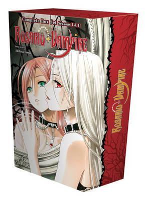 Rosario + Vampire Complete Box Set Seasons I & II
