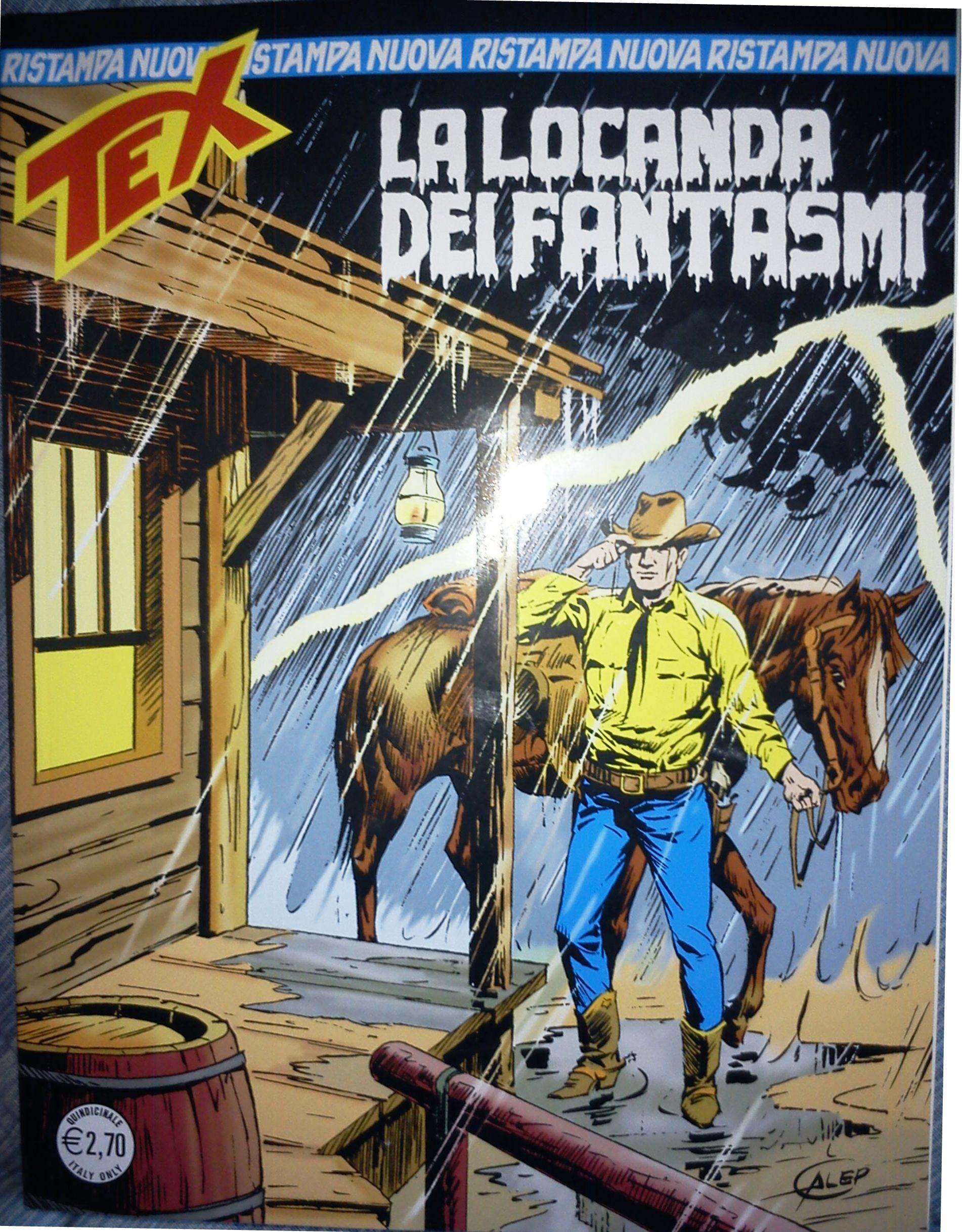 Tex Nuova Ristampa n. 301