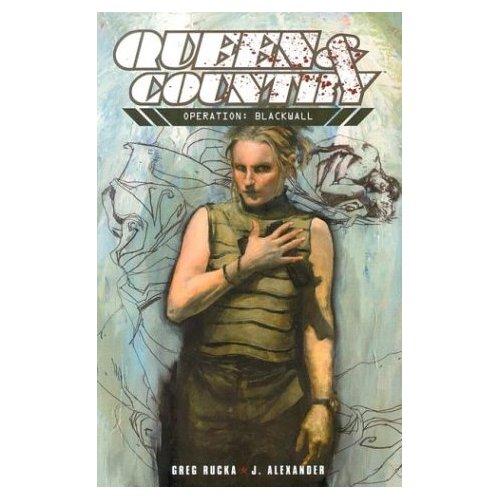 Queen & Country, Vol. 4