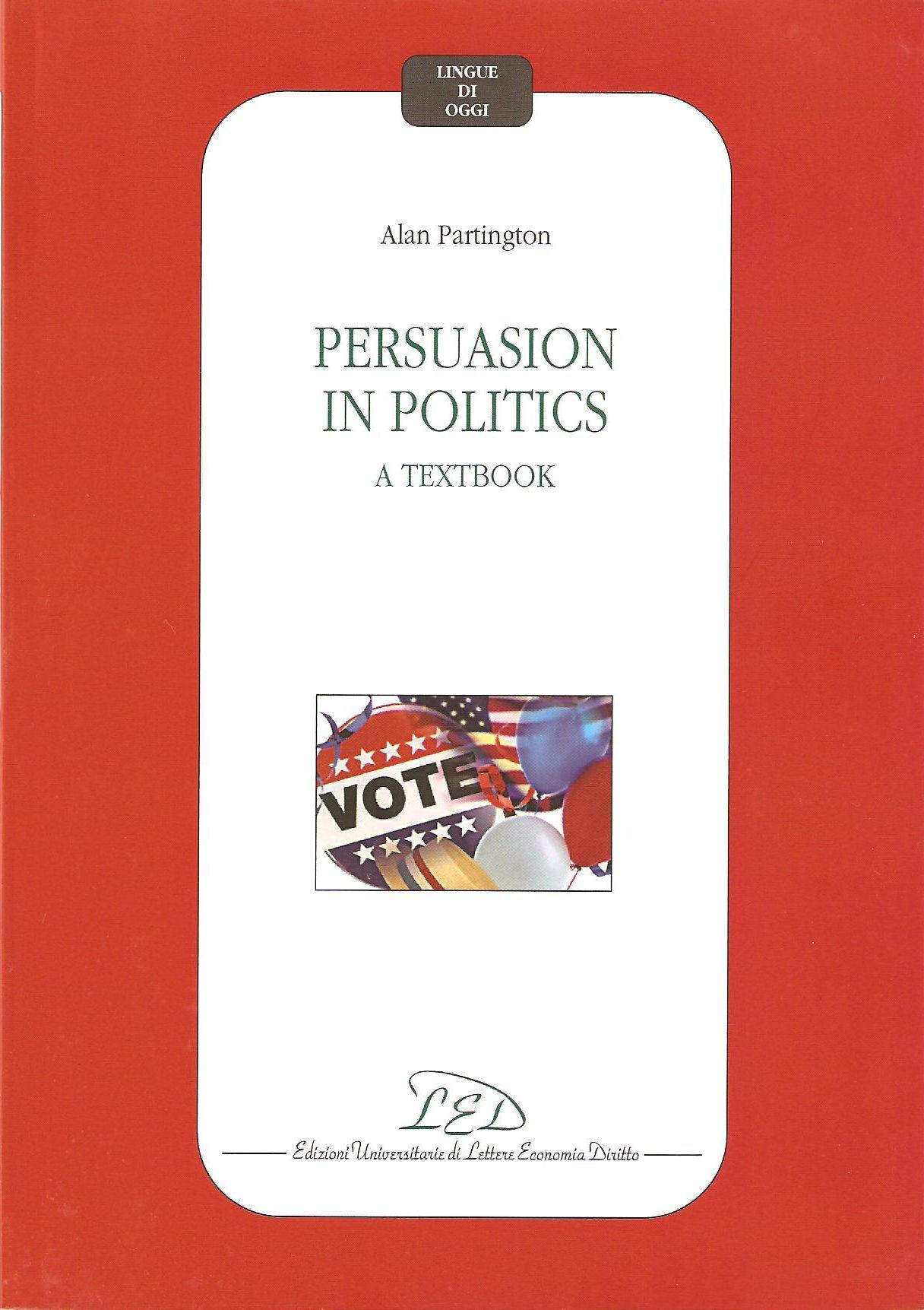 Persuasion in politi...