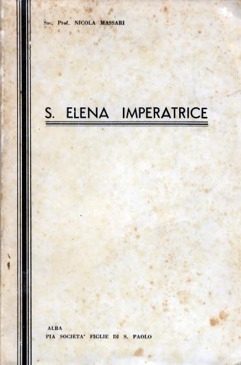 Vita popolare di Sant'Elena Imperatrice