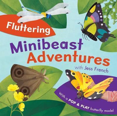 Fluttering Minibeast...