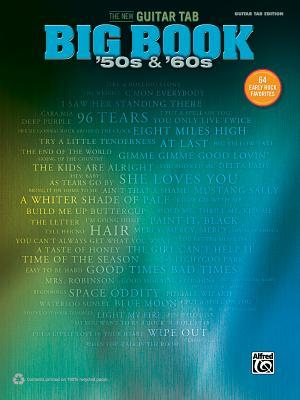 The New Guitar Tab Big Book '50s & '60s