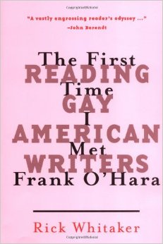 The First Time I Met Frank O'Hara