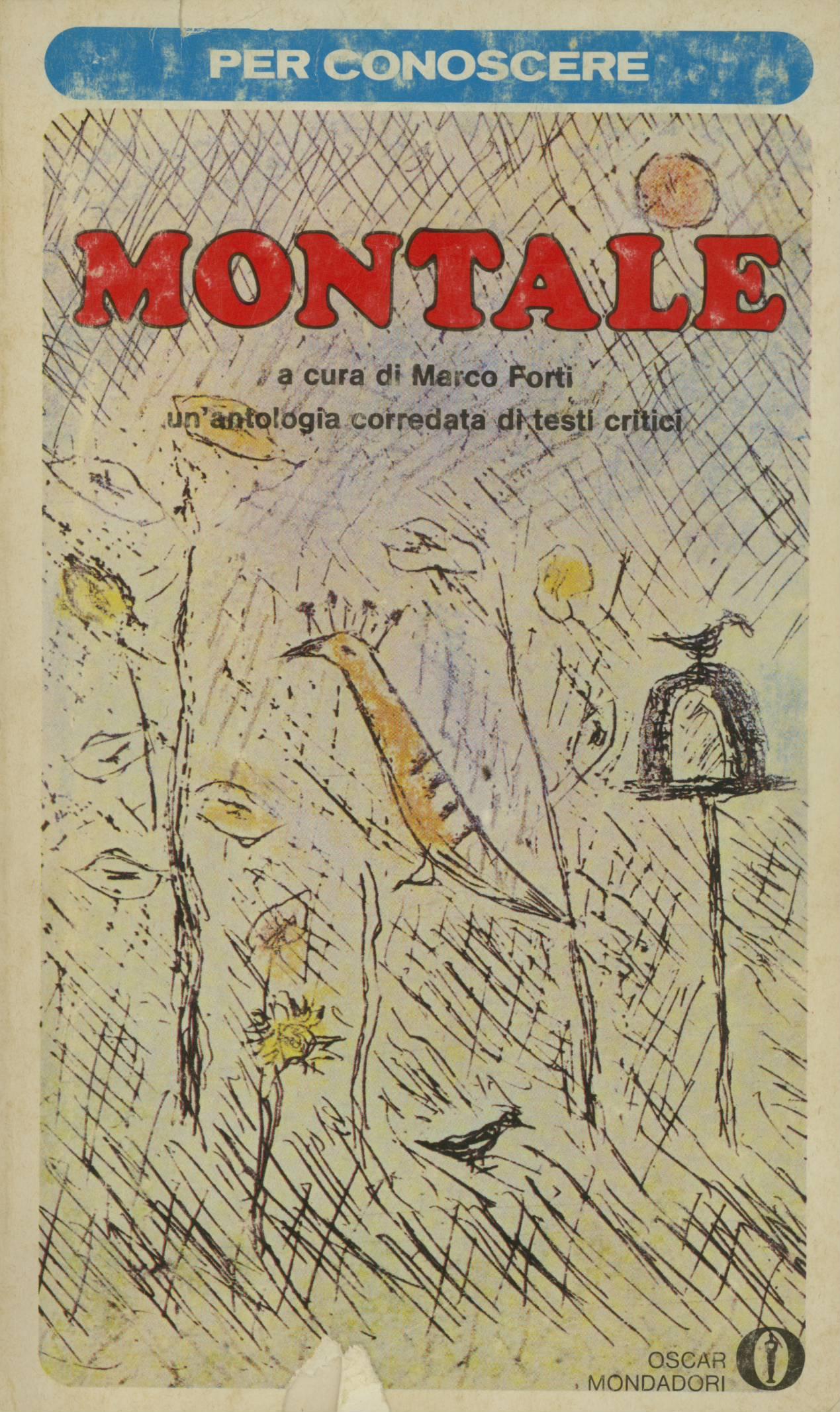 Per conoscere Montale