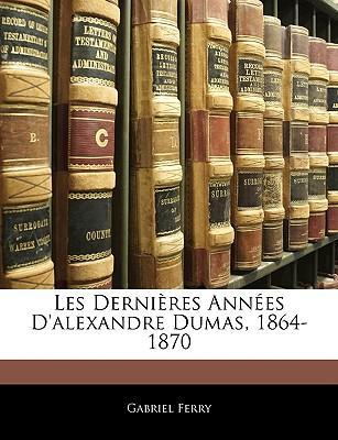 Les Dernires Annes D...