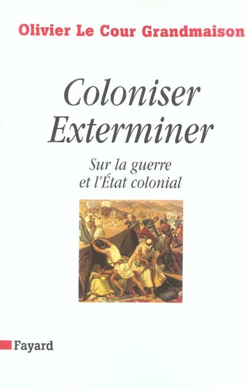 Coloniser, exterminer
