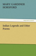 Indian Legends and O...