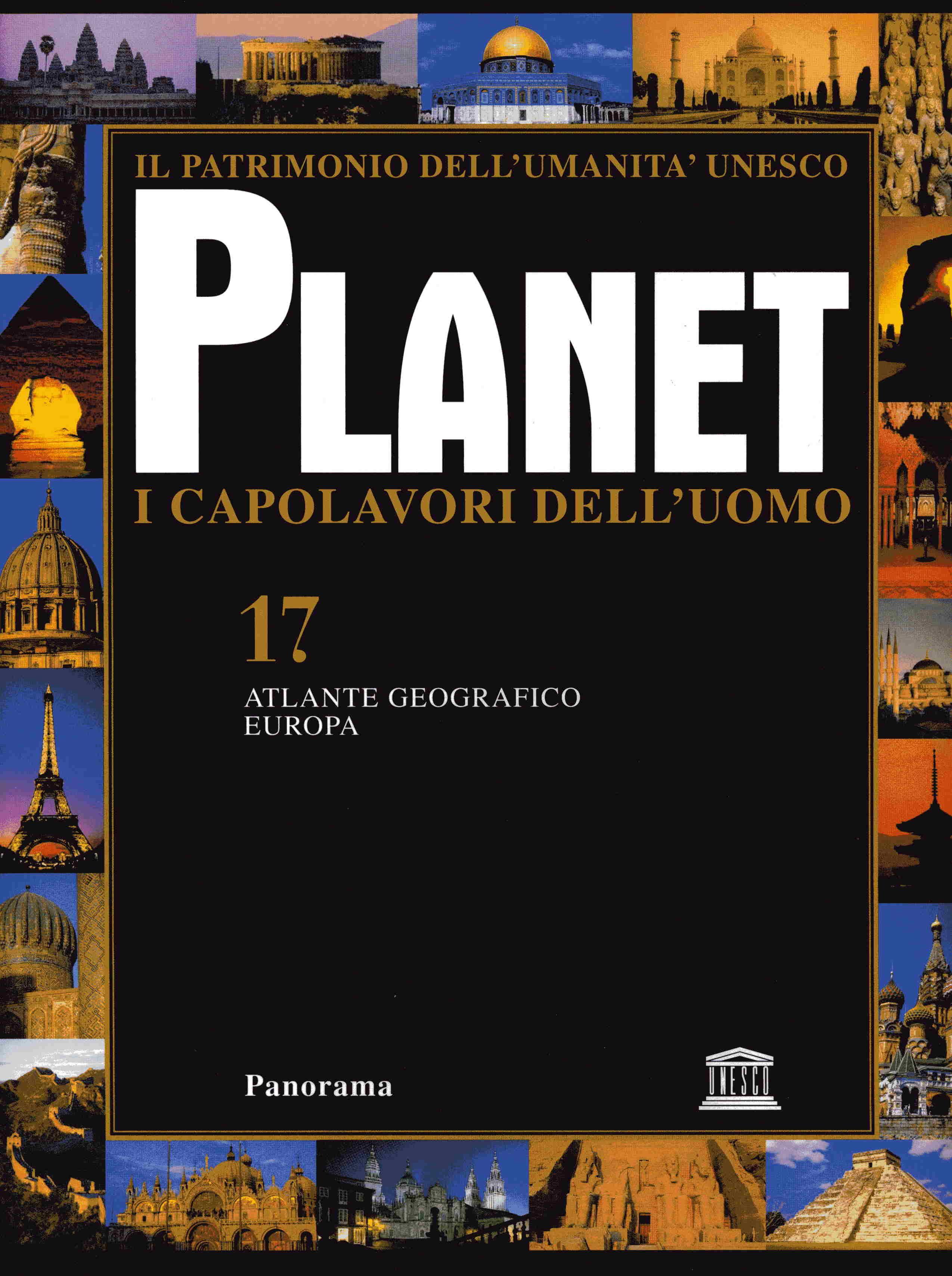 Planet. I capolavori dell'uomo vol. 17