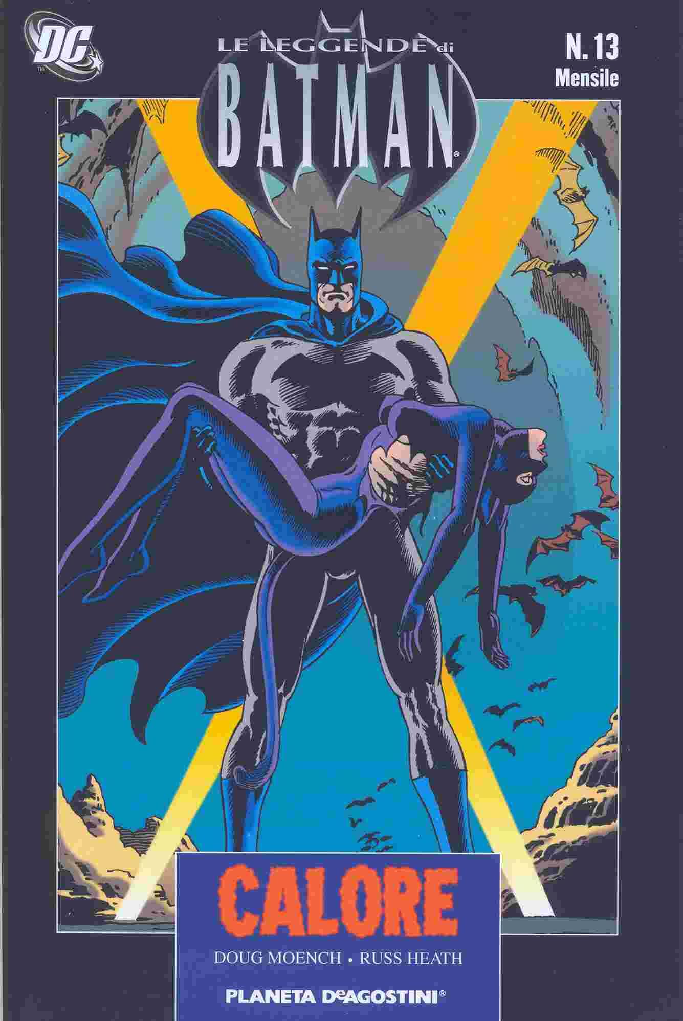 Le leggende di Batman n. 13