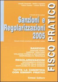 Sanzioni e regolarizzazioni 2005