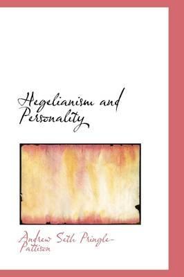 Hegelianism and Personality