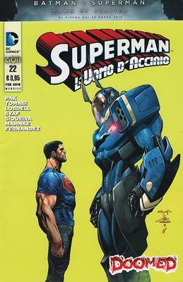Superman l'Uomo d'Ac...