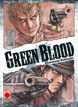 Green Blood vol. 2