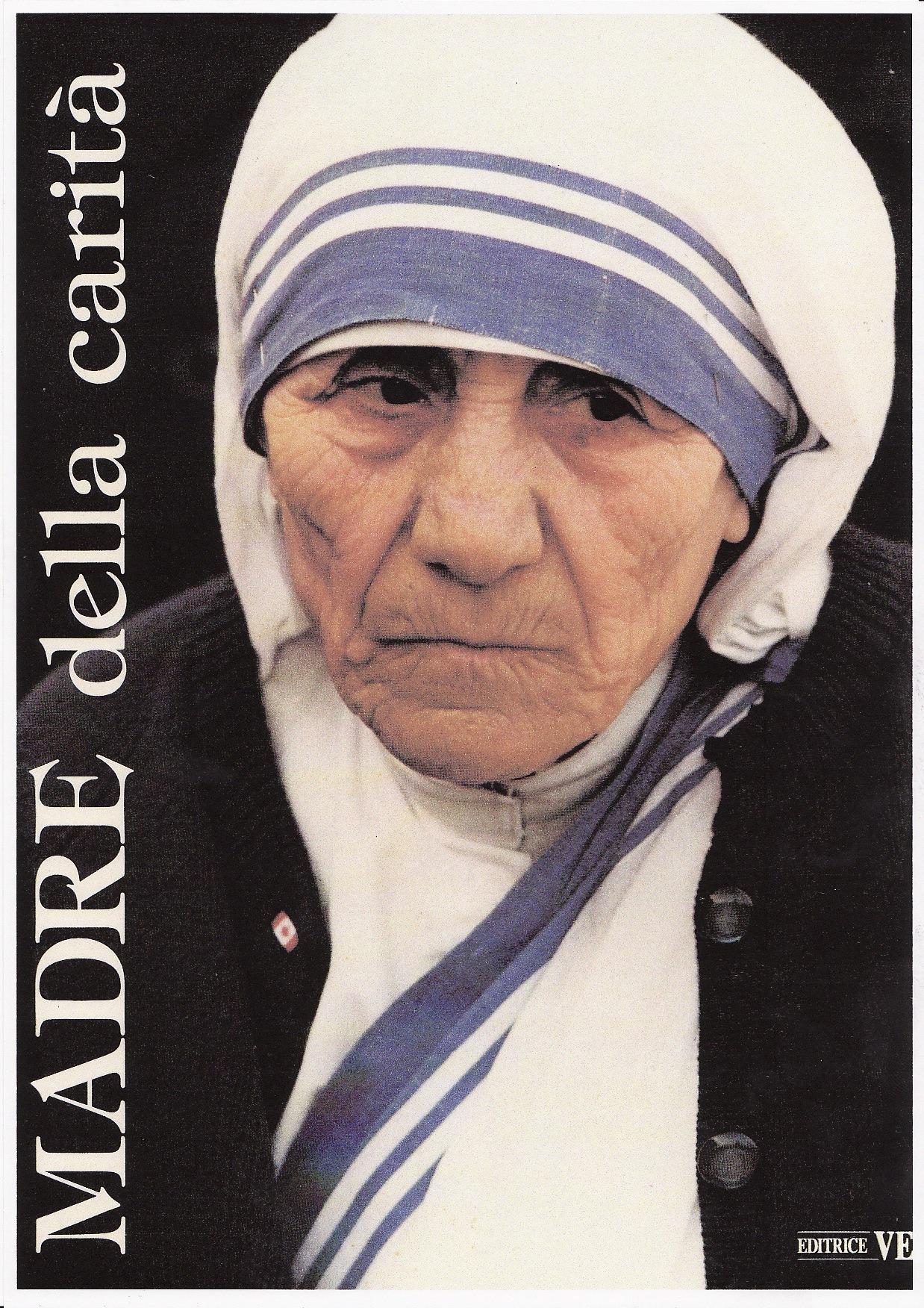La Madre della carità