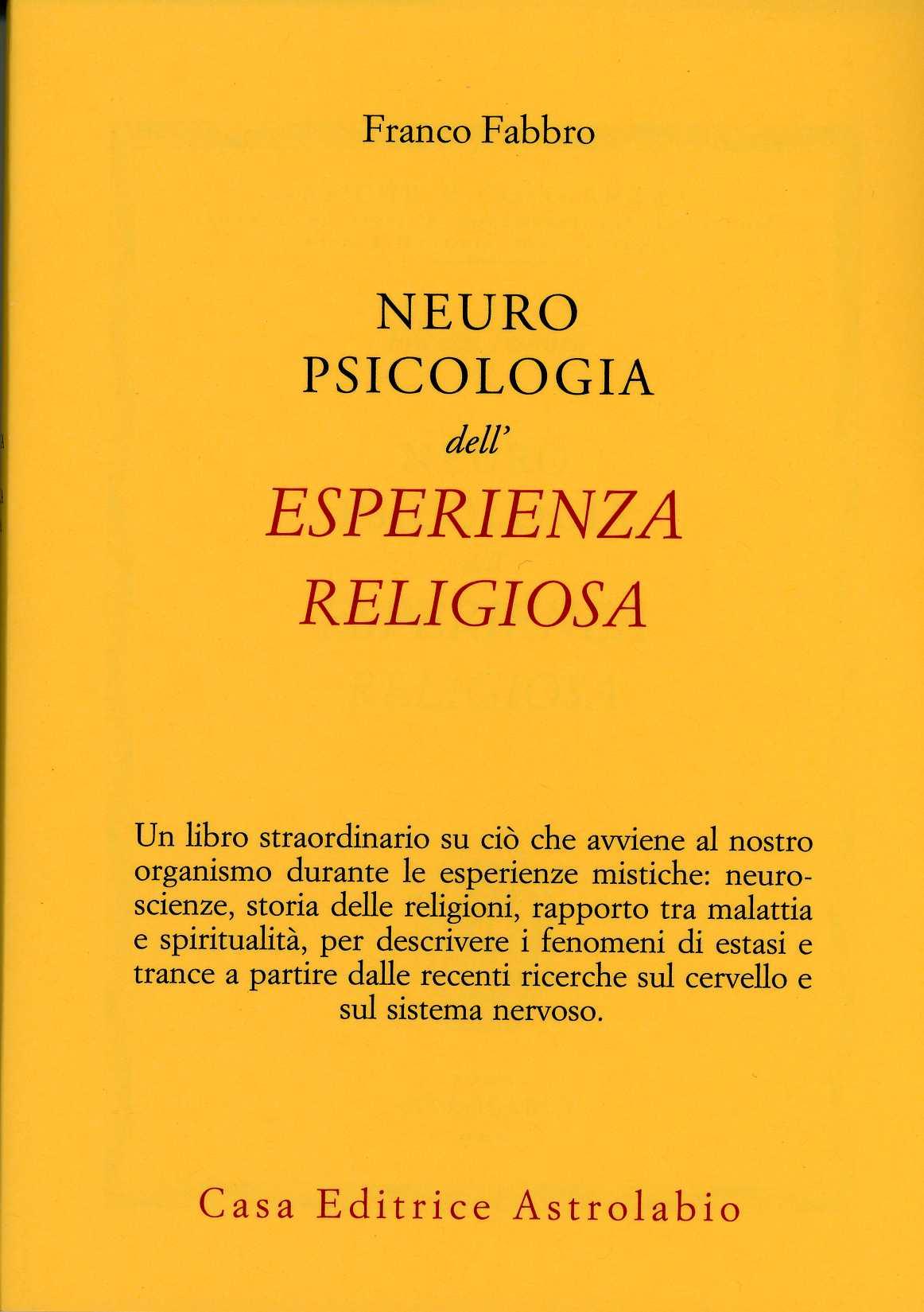 Neuropsicologia dell'esperienza religiosa