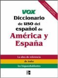 Vox Diccionario de u...