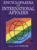 Encyclopaedia Of International Affairs (Set Of 12 Vols. )