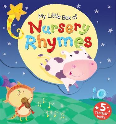 My Little Box of Nursery Rhymes
