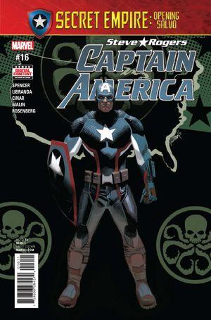 Captain America: Steve Rogers Vol.1 #16