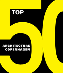 Top 50 Architecture Copenhagen