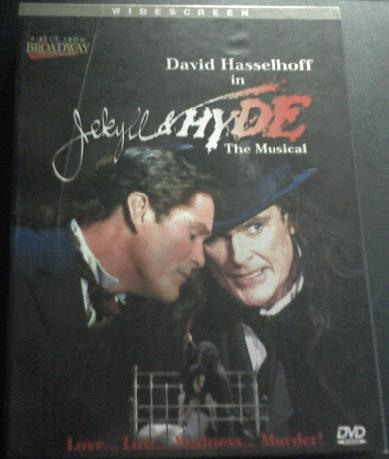 Jekyll & Hyde:The Musical