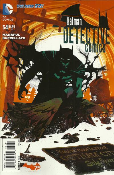 Detective Comics Vol.2 #34