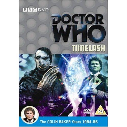 Doctor Who Timelash DVD