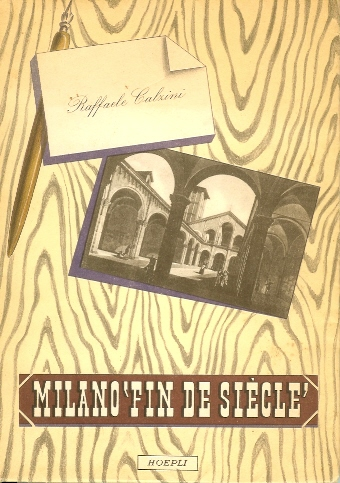 "Milano ""fin de sièc..."