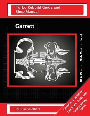 Garrett T3 T04B T04E
