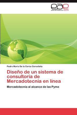 Diseño de un sistema de consultoría de Mercadotecnia en línea