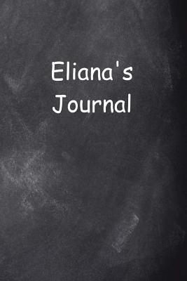 Eliana Personalized Name Journal Custom Name Gift Idea Eliana