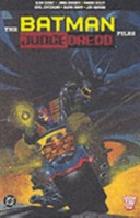 The Batman / Judge Dredd Files