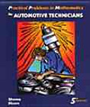 Practical Problems in Mathematics for Automotive Technicians/4th Ed