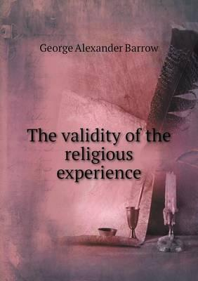 The Validity of the Religious Experience